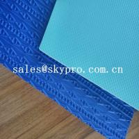 Wholesale Durable eva shoe sole blue and green 3D printing 2-6 mm Thickness from china suppliers