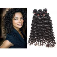 Wholesale Beauty Natural Deep Wave Human Hair Extensions ,  Durable 8A Grade Hair from china suppliers