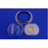 Wholesale 100W Bridgelux Led Glass Lens , Led street light optical glass lens from china suppliers