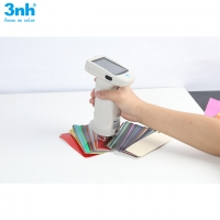Wholesale CIE Lab 3nh Ts7600 D/8 Handheld Color Spectrophotometer from china suppliers