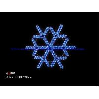 Wholesale LED christmas snowflake light Christmas LED street light decorative rope light motif from china suppliers