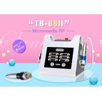 Wholesale Microneedle Fractional RF Radio Frequency Machine For Skin Tightening Wrinkle Removal from china suppliers