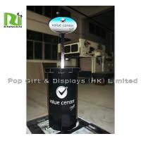 Wholesale Customzied Cardboard Dump Bin Display Standee Paper Recycling Bins from china suppliers