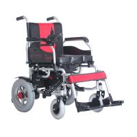 Quality Customized Adjustable Commode Outdoor Power Wheelchair with Bedpan for sale
