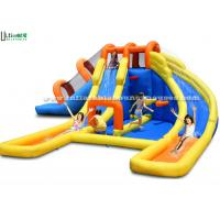 Wholesale Children Inflatable Water Jumping Castle Attractive Fire Retardant EN14960 from china suppliers