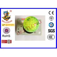 Wholesale Green Round Illuminant Arcade Style Joystick Unique Handle 33MM Ball Diameter from china suppliers