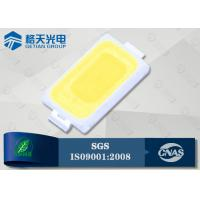 Wholesale 3V - 3.4V 150mA 5000K - 5500K 0.5W Surface Mounted Diode SMD 5730 LED Chip from china suppliers