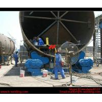 Wholesale Automatic Vessel Pipe Welding Rotator / Welding Roller Beds With Steel Roller from china suppliers
