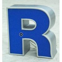 Wholesale Custom acrylic frontlit led channel letter sign from china suppliers