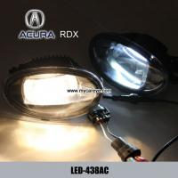 Wholesale Acura RDX front fog lamp assembly LED daytime running lights DRL retrofit from china suppliers