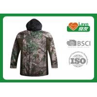 Quality 100% Polyester Fashion Warm Outdoor Hunting Clothing For Tree Jungle CS for sale