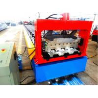 Wholesale High Speed Metal Deck Roll Forming Enquipment Color Steel With PLC System from china suppliers