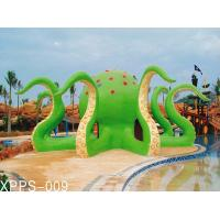 Wholesale Colorful Octopus Water Playground Equipment 6100*6100*5000 For Family Recreation from china suppliers
