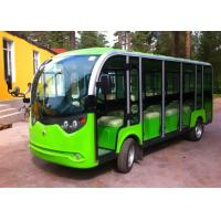 Wholesale 14 Seats Electrical Shuttle Bus With Door from china suppliers