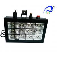 Wholesale High Power LED Strobe Light 12pcs*1W RGB LED 18PCS Optional  Strobe Disco Light from china suppliers