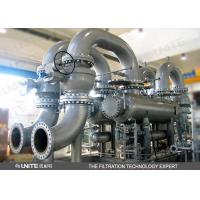 Wholesale Carbon Steel Dry Natural Gas Filter Separator for remove solid particles from china suppliers