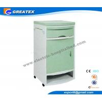 Wholesale Professional Patient / Hospital Bedside Cabinet Furniture With Towel Stand from china suppliers