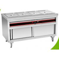 Wholesale Customized Professional Stainless Steel Chafing Pans , Restaurant Chafing Dishes from china suppliers