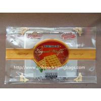Wholesale Customized Food Packaging Clear Plastic Ziplock Bags for Cookies / Dry Fish from china suppliers