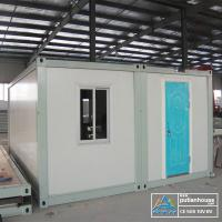 Wholesale Fast Installation prefab shipping container homes Sandwich Panel for Barracks from china suppliers