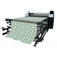 Wholesale Feeding Top Drum Roller Heat Transfer Machine , Dye Sublimation Equipment from china suppliers