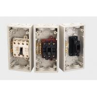 Wholesale Screwed Weather Protected isolator Switch  from china suppliers