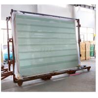 Wholesale Laminated Glass Panels / Tempered Safety Glass with Printed Stripes or Dots from china suppliers