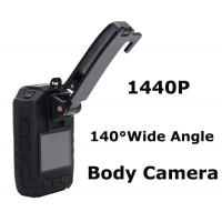 Wholesale Mini Full Hd 1440p Body Mount Camera Recorder , Wireless Wearable Body Cameras from china suppliers