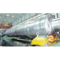 Wholesale Low Pressure 70T Steam Turbine Rotor Forging / Heavy Steel Forged Turbine Axle from china suppliers
