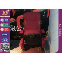 Wholesale Automatic Soft Return Stadium Style Seating Chairs Ground Fixed With Folding Cupholder from china suppliers