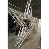 Wholesale Fashion 4m Diameter Aluminum Material Star Truss Spigot Lighting Truss Systems from china suppliers