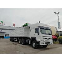 Wholesale 3 Axles 50 ton Heavy Duty Semi Trailers With Channel Steel Side Frame from china suppliers
