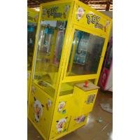 Wholesale Toy Story Claw Crane machine for sale yellow from china suppliers
