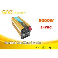 Wholesale 5000W DC To AC Modified Car Power Inverter 5KW 12V 110V Car Battery Inverter from china suppliers