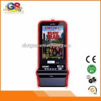Buy cheap Good Designed High End Custom Arcade Video Casino Gambling Slot Machine Cabinets Manufacturers For Sale Factory Price from wholesalers