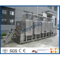 Wholesale SUS316 SUS304 Cleaning In Place Cip System For Full Auto Cleaning Program from china suppliers