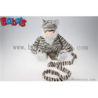 "Wholesale 11.8""Black and White Tiger Children Backpack Children Lost Proof Bags Bos-1237/30cm from china suppliers"