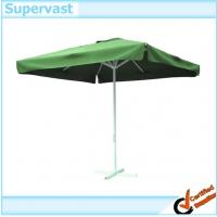 Wholesale Square Straight Bar Umbrella Commercial Grade Advertise Outdoor Umbrellas from china suppliers