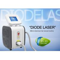 Wholesale 808 nm Permanent Diode Laser Hair Removal Machine Comfortable Pain Free from china suppliers