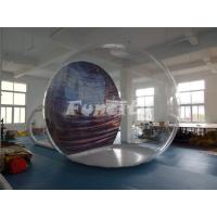 Wholesale Inflatable Christmas Advertising Inflatable Bubble Tent 1.0mm PVC And 0.9mm PVC Tarpaulin from china suppliers
