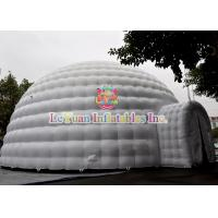 Wholesale Constantly Blowing Inflatable Party Tent With Digital Printing 7 Colors from china suppliers