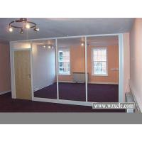 Buy cheap Famed Aluminium , Art Glass,Stud Walls,Temporary Screens Modular Office Partitions from wholesalers