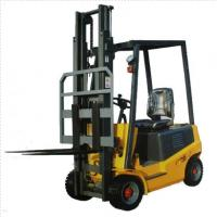 Wholesale 1.5 ton mini tractor machine electric forklift with Twisan brand from china suppliers