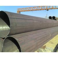 Wholesale Carbon Welded ERW Steel Pipe for petroleum transport , Non-alloy from china suppliers