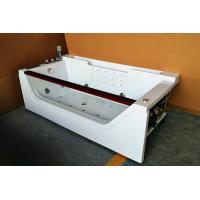 Wholesale Computerized 70 Inche Mini Indoor Hot Tub Single Person Hot Tub With 12 Massage Air Jets from china suppliers