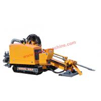 Wholesale 0-200RPM Speed Horizontal Directional Drilling Machine with Maximum torque 16000NM from china suppliers