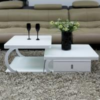Wholesale 10MM white tempered glass as sofa table top from china suppliers