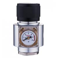 Wholesale Aluminum PLG20  Mini gas regulator for home brew and soda equipment from china suppliers
