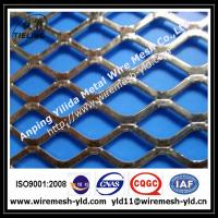 Wholesale 2 #9 F 10ga. carbon steel Flattened expanded metal wire mesh,metal sheet from china suppliers