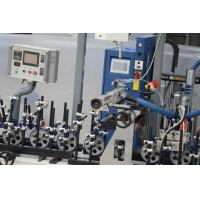 Wholesale pur Profile Wrapping Machine for upvc profile edge banding from china suppliers